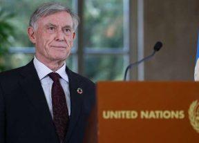 الصحراء..استقالة المبعوث الشخصي للأمين العام للأمم المتحدة هورست كوهلر لدواع صحية