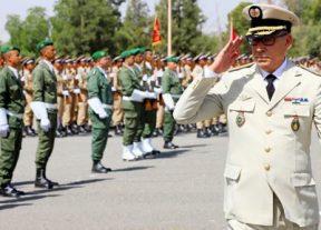الاحتفاء ببنجرير بالذكرى الــ 63 لتأسيس القوات المسلحة الملكية