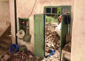 بـالـصـور:مصرع شخص وإصابة آخرين في حادث إنهيار منزل بمراكش