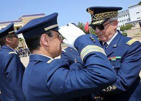 تنظيم حفل بالقاعدة الجوية الأولى بسلا تخليدا للذكرى الـ63 لتأسيس القوات المسلحة الملكية