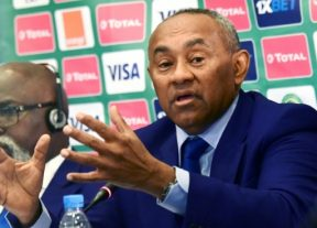 الشرطة توقف رئيس الإتحاد الإفريقي لكرة القدم في باريس