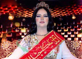 بحضور عامل صفرو وشخصيات دبلوماسية هكذا توجت مريم بنطاشا ملكة حب الملوك  2019+(صور)
