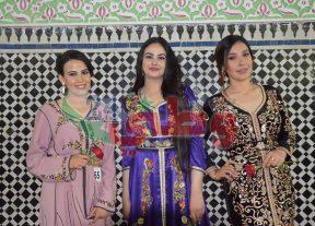 صـفـرو:مريم بنطاشا دكالية من العونات تتوج ملكة جمال حب الملوك لسنة2019+(صورحصرية)