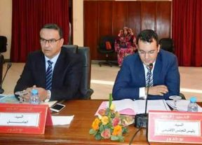 القطاعات الاجتماعية من أولويات المجلس الإقليمي لمدينة بوجدور