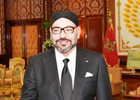 بهده المناسبة الملك محمد السادس يهنئ رئيسة المفوضية الأوروبية