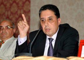 استقالة رئيس مجلس جهة كلميم – واد نون في طاولة وزير الداخلية