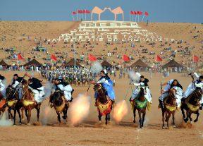 """موريتانيا ضيف شرف في الدورة الخامسة عشرة لموسم طانطان المنظم تحت شعار""""حاضن لثقافة الرحل العالمية"""""""