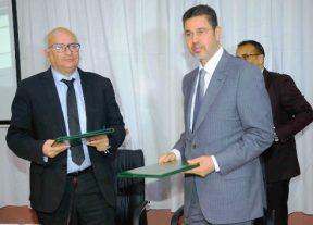 عبد النباوي يوقع إتفاقية شراكة مع اللجنة الوطنية لمراقبة حماية المعطيات ذات الطابع الشخصي+(الصور)
