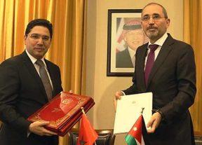المغرب والأردن يوقعان اتفاقية تعاون ومذكرتي تفاهم