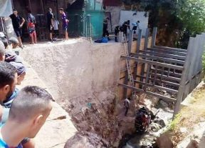 شاب يقدم على الإنتحار من فوق قنطرة بمدينة صفرو