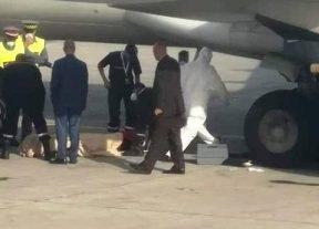 صــادم…العثور على جثة غيني عالقة في الطائرة القادمة من كوناكري الى البيضاء والدرك الملكي يفتح تحقيقا في الموضوع