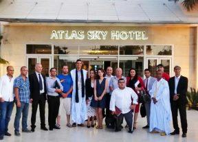 الدارالبيضاء:إنتخاب الحسين أولودي رئيسا للهيئة المغربية للشباب الملكي الصحراوي بالنواصر