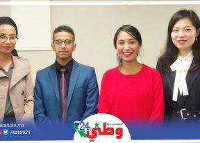 الهيئة المغربية للشباب الملكي الصحراوي تخلد الذكرى 61 لإقامة العلاقات الصينية -المغربية