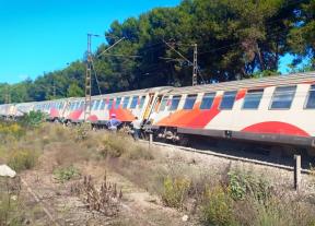 عـاجـل..إنحراف قطار عن مساره بالقرب من محطة بوسكورة يستنفر السلطات الإقليمية بعمالة النواصر