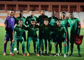 المنتخب الوطني للاعبين المحليين يفوز على المنتخب الليبي