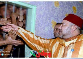 الملك يصدر عفوه السامي على 300 شخص