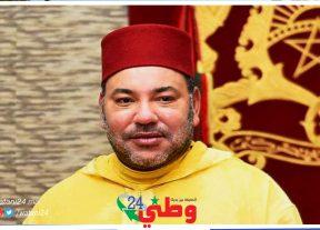 أميرالمؤمنين جلالة الملك محمد السادس يهنئ ملوك ورؤساء وأمراء الدول الإسلامية