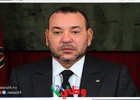 جلالة الملك محمد السادس يعزي الرئيس البوركينابي إثر الهجوم الإرهابي
