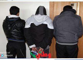 قرصنة بيانات بطاقات بنكية دولية يجر ثلاثة أشخاص أمام وكيل الملك