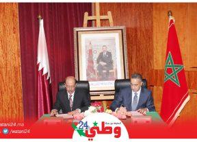 الحموشي يترأس وفد أمني مغربي ويعقد سلسلة إجتماعات مع وفد من دولة قطر