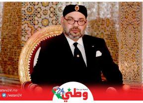 الملك يراسل الرئيس التونسي وها علاش