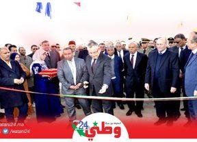 بني ملال:تدشين عدد من المشاريع بمناسبة ذكرى تقديم وثيقة المطالبة بالإستقلال