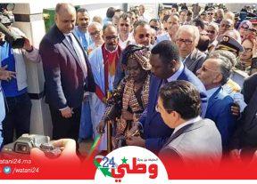 رسـمـيـا:إفتتاح قنصلية جمهورية غامبيا بجهة الداخلة وادي الذهب+(صور)