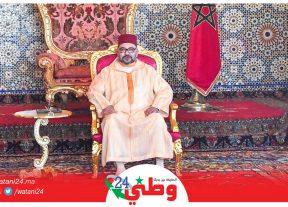 جلالة الملك محمد السادس يهنئ أمير دولة الكويت