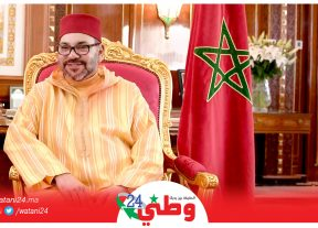 جلالة الملك محمد السادس يهنئ رئيس الطوغو