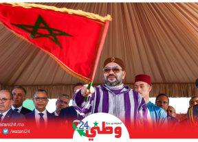 جلالة الملك محمد السادس يطلق إستراتيجية فلاحية جديدة لتطوير القطاع