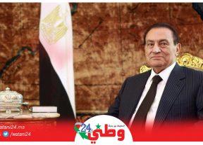 عـاجـل:وفاة الرئيس المصري الأسبق  حسني مبارك