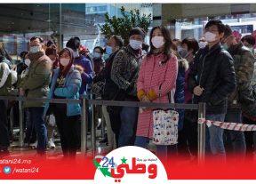 فيروس كورونا.. اليابان تحذر مواطنيها من السفر إلى الولايات المتحدة