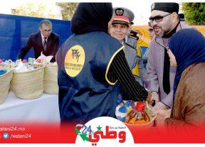 إنطلاق عملية توزيع الدعم الغذائي رمضان 1441 لفائدة 600 الف أسرة معوزة