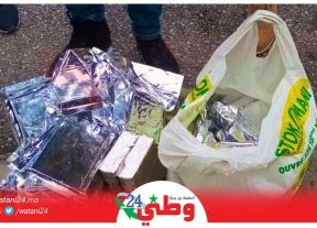 الديستي يحبط عملية تهريب أطنان من الكوكايين في شمال المغرب