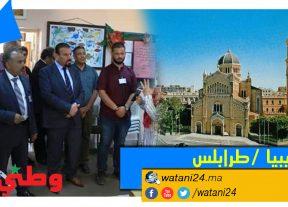 ليبيا:رئيس الهيئة العامة للثقافة يجري زيارة لمستشفى الأمراض النفسية بطرابلس