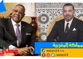 جلالة الملك محمد السادس يهنئ الرئيس المالاوي