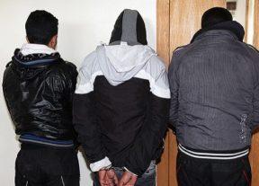 """إنفراد:عصابة""""التيجيفي""""في قبضة أمن المحمدية"""