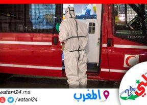 كورونا.. 1144 إصابة جديدة و559 حالة شفاء بالمغرب