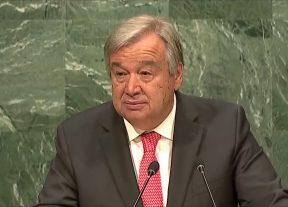 """الأمين العام للأمم المتحدة يدعو إلى""""إعلان حالة طوارئ مناخية"""""""