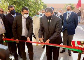 بالصور..تدشين المقرات الجديدة للمديرية الجهوية لوزارة الشغل بالعيون