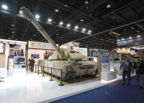 أبوظبي:وفد من القيادة العليا للقوات المسلحة الملكية وإدراة الدفاع الوطني المغربي يشارك في مؤتمر الدفاع الدولي 2021