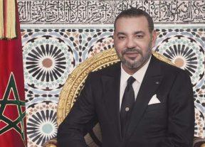جلالة الملك محمد السادس يهنئ الرئيس البرتغالي