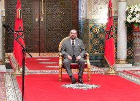 جلالة الملك يعين خمسة أعضاء بالمجلس الأعلى للسلطة القضائية