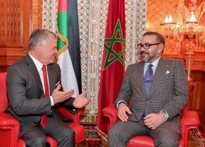 المملكة المغربية تعرب عن تأييدها المطلق للقرارات التي اتخذها ملك المملكة الأردنية الهاشمية