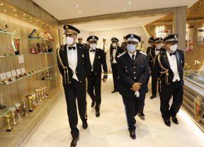 بالصور..تدشين نادي الفروسية للأمن الوطني