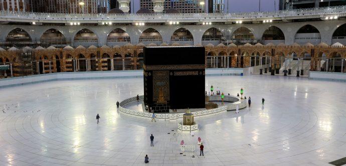 رسمي:مناسك الحج لهذا الموسم ستقتصر على السعوديين والمقيمين داخل المملكة بإجمالي 60 ألف حاج