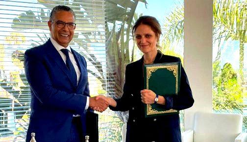 المدير العام للمكتب الوطني للكهرباء والماء الصالح للشرب عبد الرحيم الحافظي