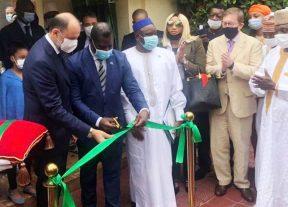 الرباط:تدشين سفارة جمهورية سيراليون+الصور